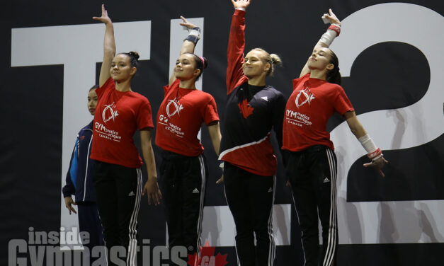 Team Canada Nominated