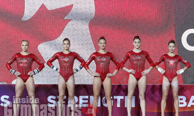 CBC Coverage of World Championships