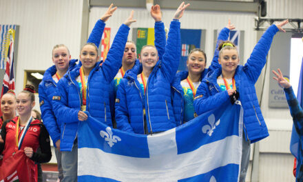 Québec women defend Canada Games gold
